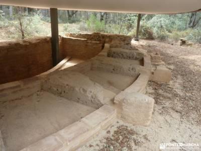 Frente y Batalla del Agua: senderos sierra de aracena madrid actividades fin de semana